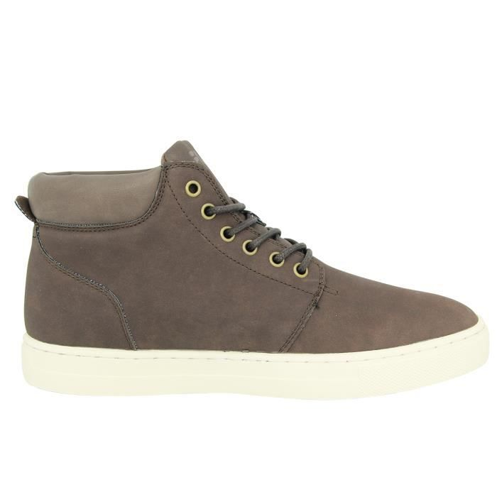 Fila BYRAM MID Chaussures Mode Sneakers Homme Cuir