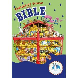 LIVRE RELIGION Cherche et trouve dans la Bible