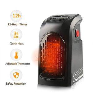 RADIATEUR ÉLECTRIQUE Chauffage d'Appoint Heater Chauffe Radiateur Élect