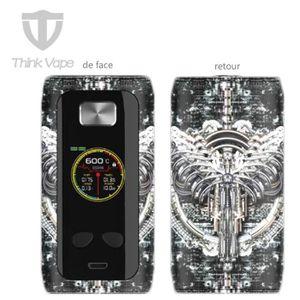 CIGARETTE ÉLECTRONIQUE Cigarette électronique Think Vape Thor Pro 220W TC