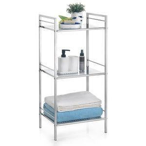 etagere salle de bains achat vente etagere salle de. Black Bedroom Furniture Sets. Home Design Ideas