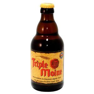 BIÈRE Bière Triple moine