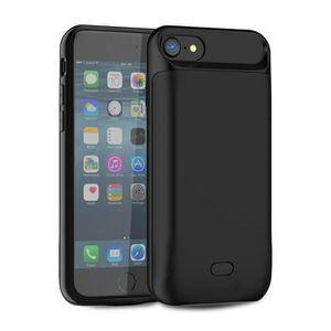 CASQUE - ÉCOUTEURS 5000mAh Coque Batterie iPhone 8 - iPhone 7 [Écoute