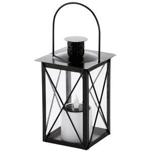 lanterne exterieur en verre achat vente pas cher. Black Bedroom Furniture Sets. Home Design Ideas