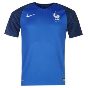 MAILLOT DE FOOTBALL Maillot Officiel Nike France Home Euro 2016