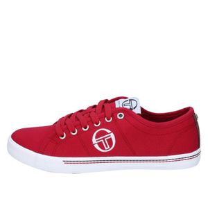 BASKET SERGIO TACCHINI Chaussures Homme Baskets  Rouge BZ