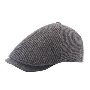 CHAPEAU - BOB Hommes Chapeau Vintage Coton Casual Cap d'hiver Vi