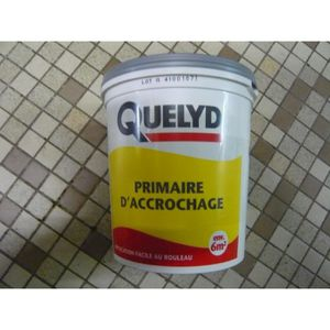 SOUS COUCHE   ENDUIT Primaire Du0027accrochage QUELYD 1kg