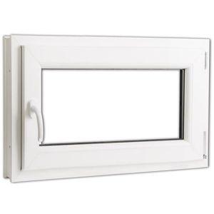 FENÊTRE - BAIE VITRÉE Fenêtre oscillo-battant en PVC Poignée sur la gauc