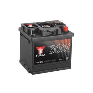 batterie voiture 50ah 400 amp