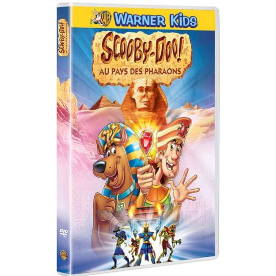 scooby doo au pays des pharaons