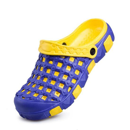 Hommes Moccasin Poids Léger décontractée Luxe Chaussures mixte Confortable plates Couleur Classique Poids Léger Grande Taille Bleu Bleu - Achat / Vente basket
