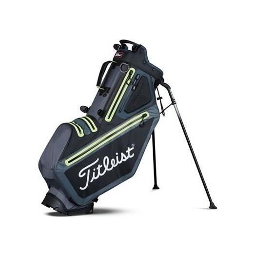 TITLEIST Sac de Golf avec Trépied Players 5 StaDry - Bleu, Noir et Vert