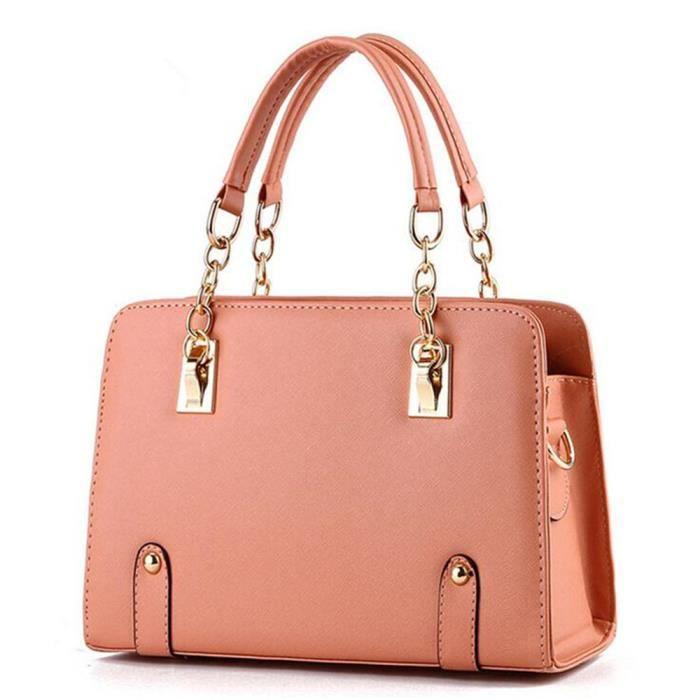 69c362a873 Sac à main cuir sac femme de marque sac bandouliere sac cuir femme sac de  luxe Sacoche Femme Sac à main femme sac à main orange