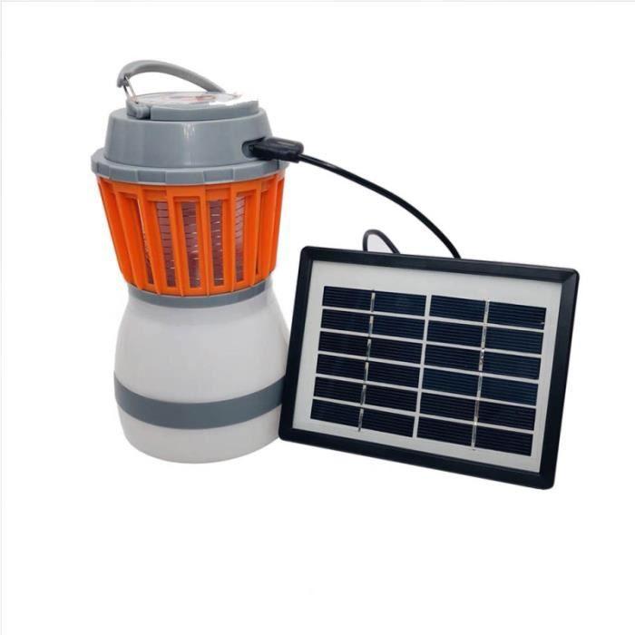 Camping Anti De Air Intérieur Solaire Uv Lampe En Led Best Plein Moustique Pour Portable Lumière L35jR4A