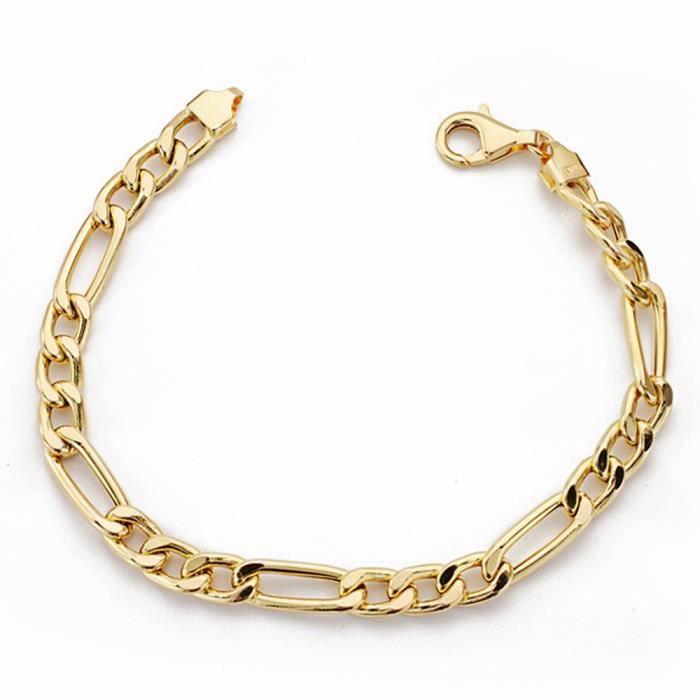 Bracelet 18k Cartier creux 6 mm. [AA2317]