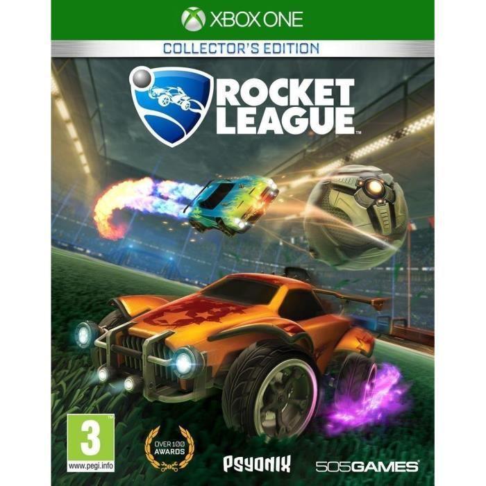 JEU XBOX ONE Rocket League : Xbox One , ML