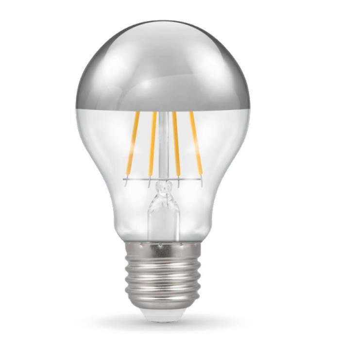 5w Ampoule 9998 E27 À Es X 5 crompton Led Crompton Filament Gls Argentée Couronne wqpxHWSgfn