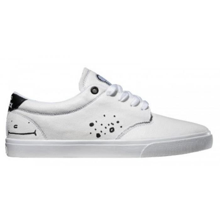 Clepto Globe Shoes 43 Skate Lighthouse White wCPxUqS