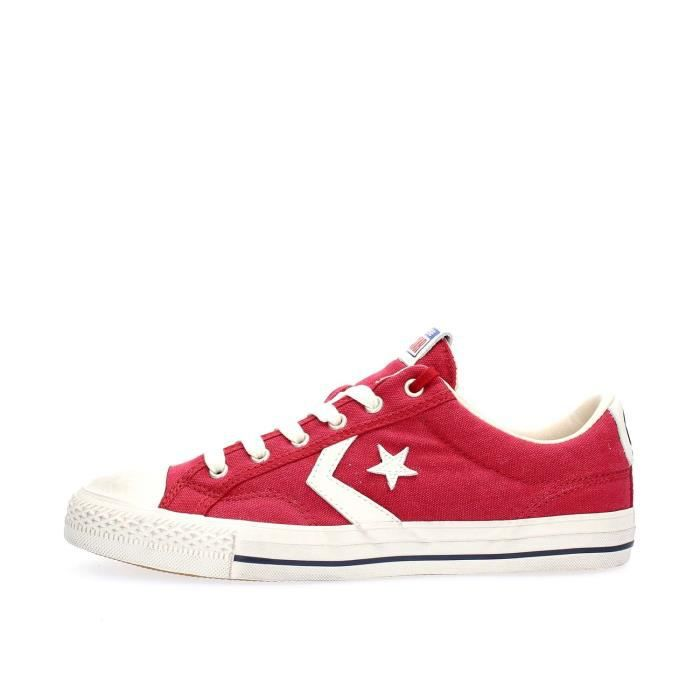 CONVERSE SNEAKERS Homme RED, 40