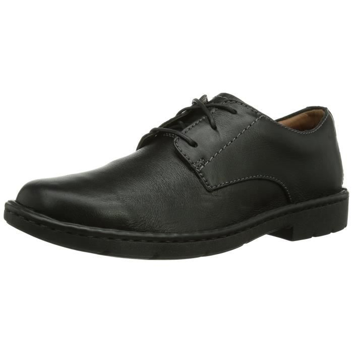 Clarks Hommes Stratton Way Chaussures à lacets 3F55OF Taille 43