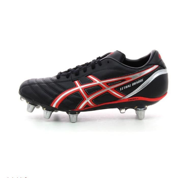 Chaussures de rugby Asics Lethal Prix pas cher Cdiscount