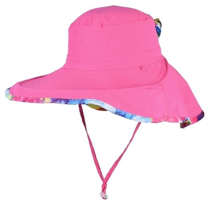 Femmes Chapeau de soleil, Rosy