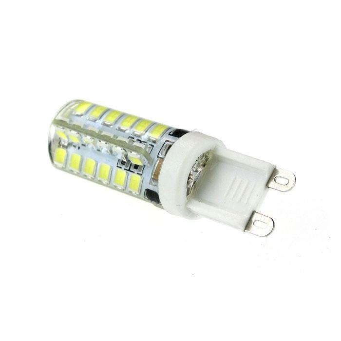 48 De G9 Led Blanc Smd Leds Lumière pansy2109 Lampe 5w Puce Pur Ampoule 2835 AF58q