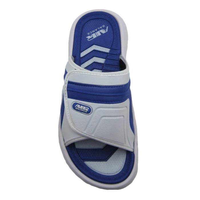 Air Boys Comfortable Shower Beach Sandal Slippers W-adjustable Strap In Classy Colors PTG4M Taille-35 1-2