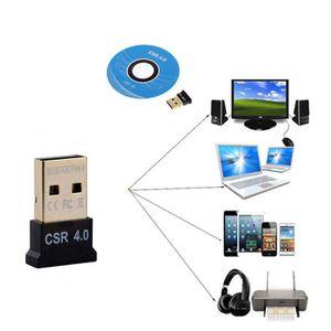 CLE WIFI - 3G Mini USB sans fil Bluetooth 4.0 Dongle adaptateur