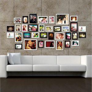 photo noir et blanc achat vente pas cher. Black Bedroom Furniture Sets. Home Design Ideas
