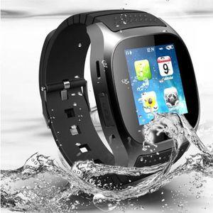 MONTRE CONNECTÉE MOONAR® M26 montre Bluetooth à puce Waterproof Mon