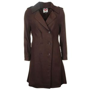 Imperméable - Trench Lee Cooper Femme Trench Manteau
