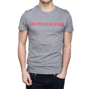 T-SHIRT Tee Shirt Calvin Klein J30j307856 Institutional...