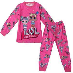 486645a0fbd PYJAMA L.O.L Surprise doll les enfants tenue de nuit à ma