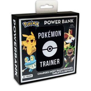 BATTERIE EXTERNE Batterie Externe Pokemon Trainer - 5000 Mah