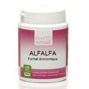 BEAUTÉ CHEVEUX-ONGLES 200 Gélules - Alfalfa gélules