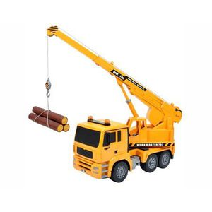 VOITURE - CAMION Camion Grue RC Work Machines T702
