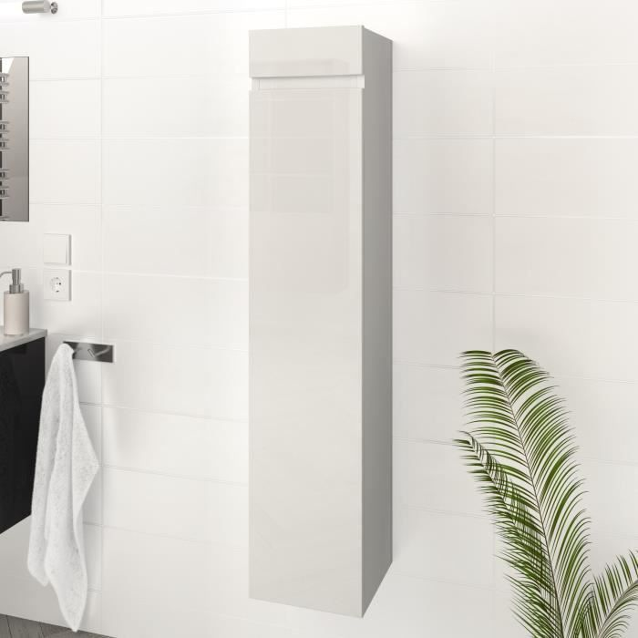 Meuble salle de bain 25 cm