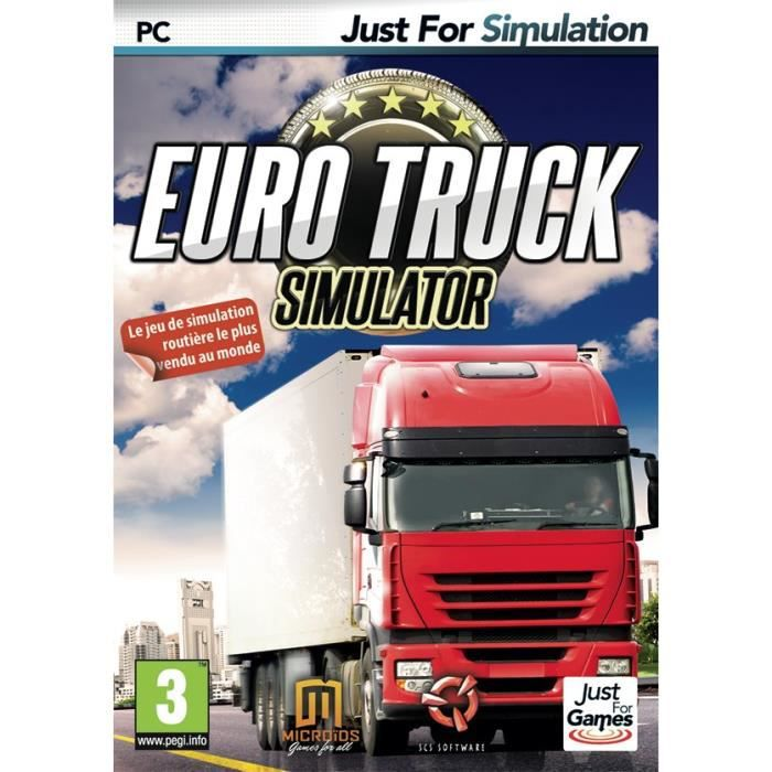 Euro Truck Simulator 2 features 7 licensed truck brands and a total of 15 unique truck models to drive - every one of these vehicles has been licensed from the manufacturer and recreated in detail to make you feel like driving a real truck.