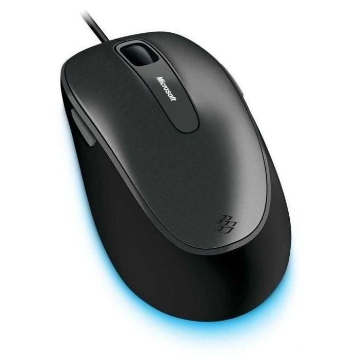 Microsoft Souris Comfort Mouse 4500 Noire
