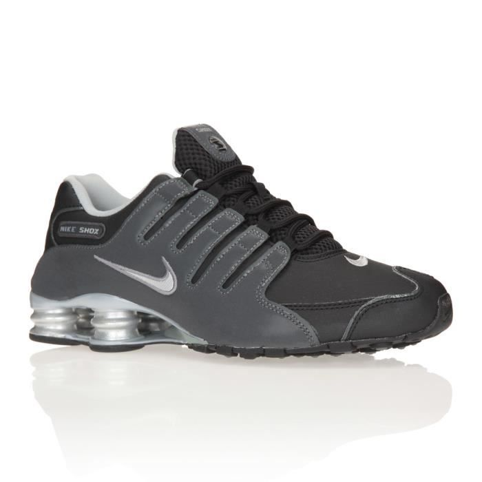 check out 16e98 7ac81 NIKE Baskets Shox Nz Chaussures Homme