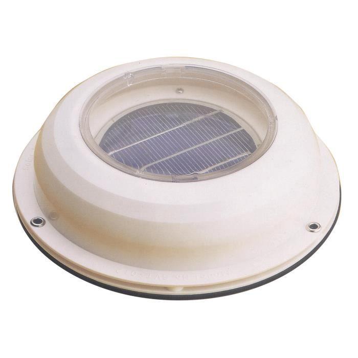 Aérateur solaire (extracteur)