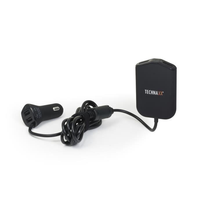 TECHNAXX Chargeur de véhicule pour famille TE14
