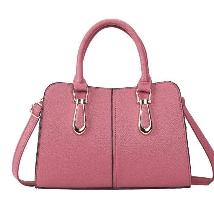 sac femme qualité supérieure sac chaine luxe sacs sacs à main femmes célèbres marques pochette femme marque luxe rose