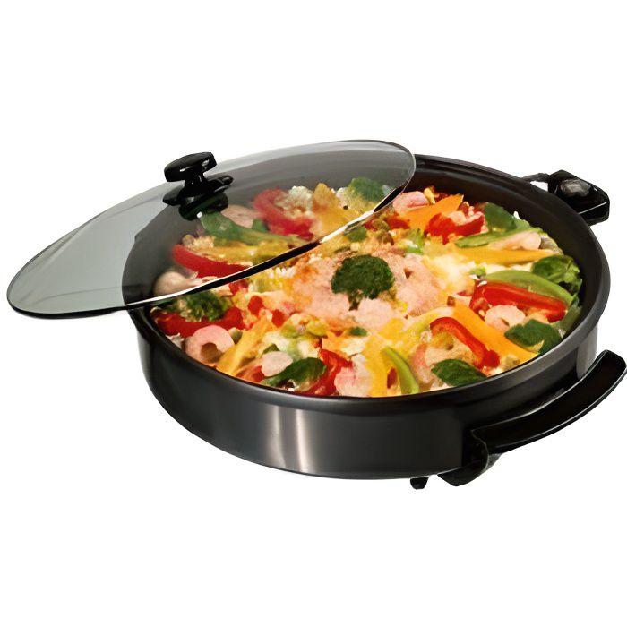 clatronic cuiseur a paella pp 2914 achat vente wok tajine auto cdiscount. Black Bedroom Furniture Sets. Home Design Ideas