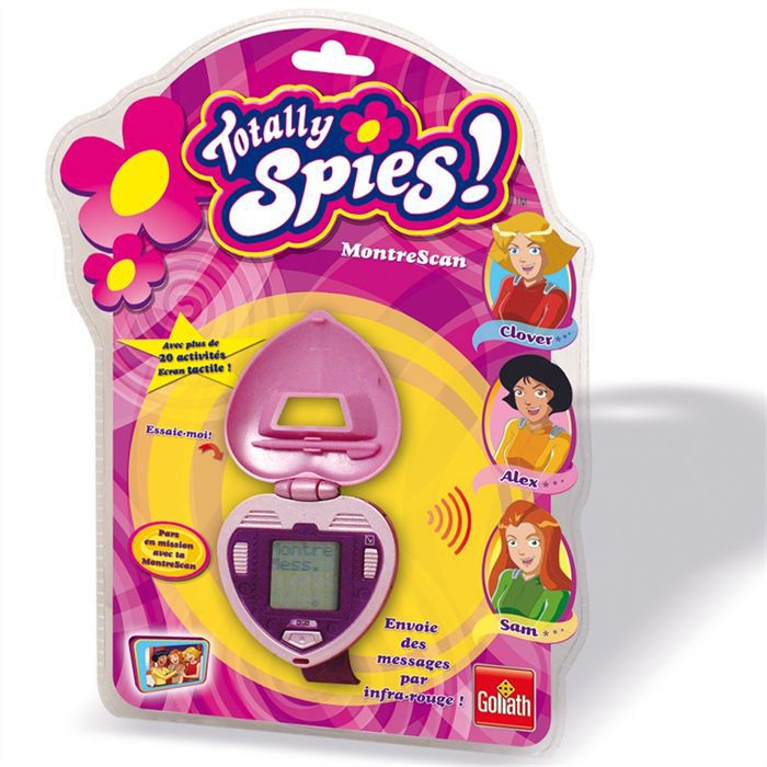 Totally Spies Montre Scan ,