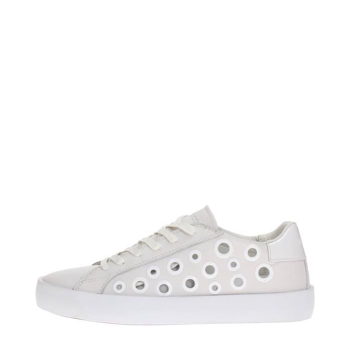 Crime Sneakers Femme BIANCO biVUcOL,