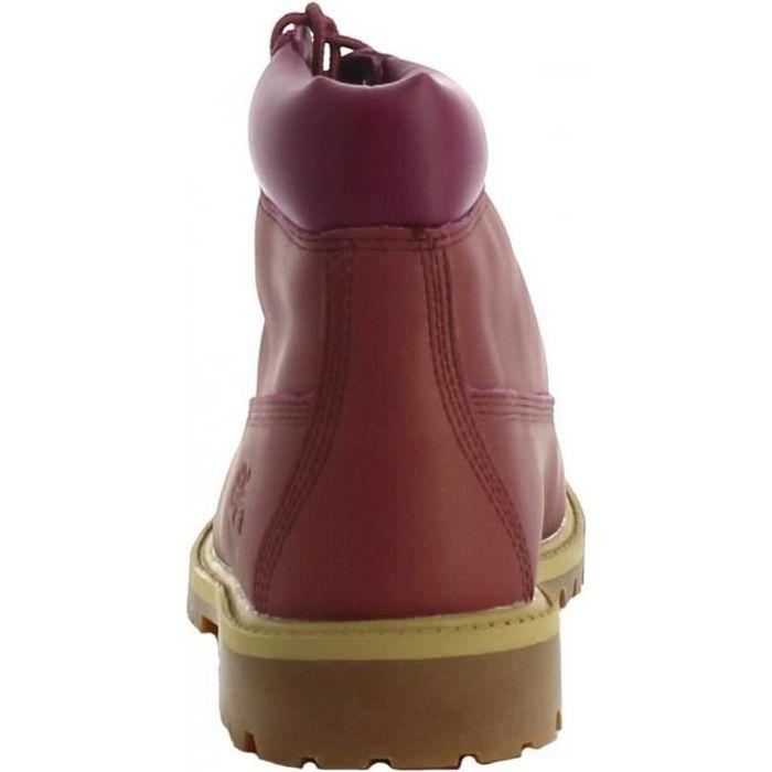 cf4b3d440f1 TIMBERLAND - Timberland 6 In Premium Wp Bottes Femme Violet Violet ...
