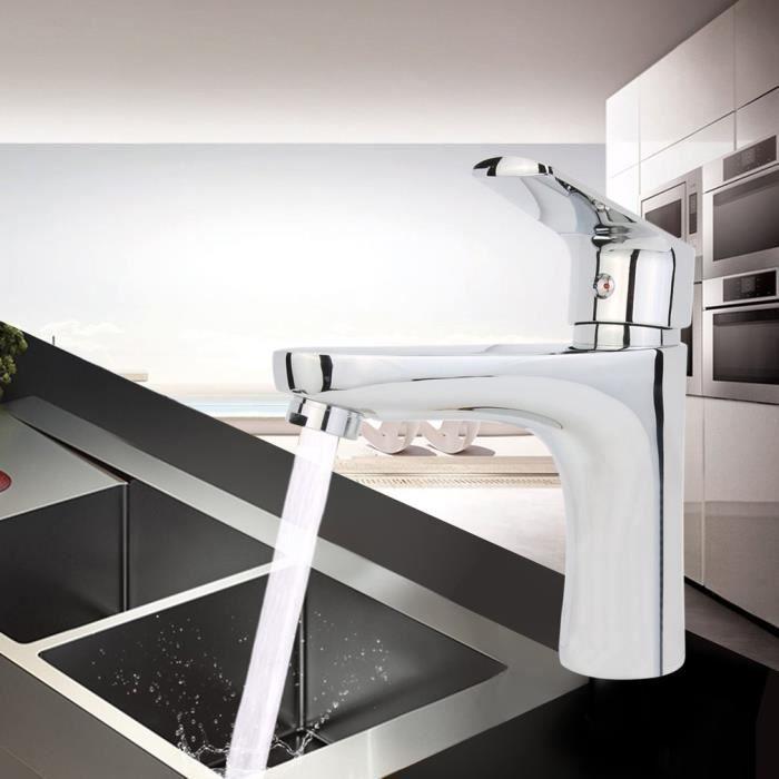 Moderne Robinet de salle de bain avec bouchon
